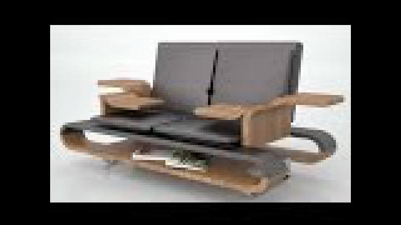 Мебель будущего (ОЧЕНЬ УВЛЕКАТЕЛЬНО)