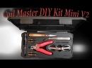DIY Kit Mini V2 l by Coil Master l IGOR K VAPER