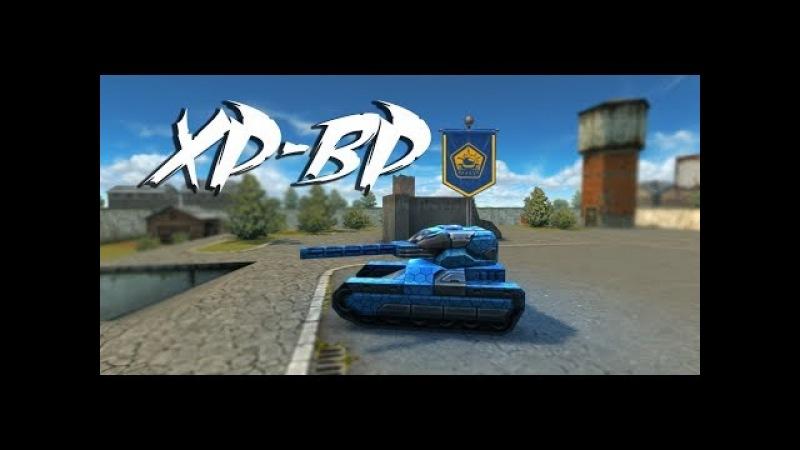 Tanki Online XP/BP 2