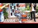 TAMA Cocktail-JAM -Compact Portable- kit w/ TreWay Lambert