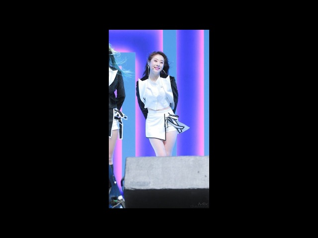 [4k] 180211 우주소녀(WJSN) 너에게 닿기를(I Wish) 유연정Yeonjung fancam