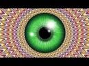 Это видео вызывает галлюцинации Подборка оптических иллюзий Обман зрения