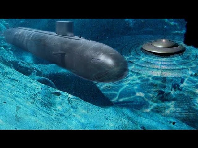 В погоне за подводным призраком. Документальные фильмы