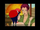 Winx Club Musa and Riven My Happy Ending