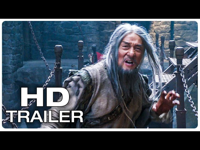 JOURNEY TO CHINA Trailer 2 2018 Jackie Chan Arnold Schwarzenegger Fantasy Movie HD