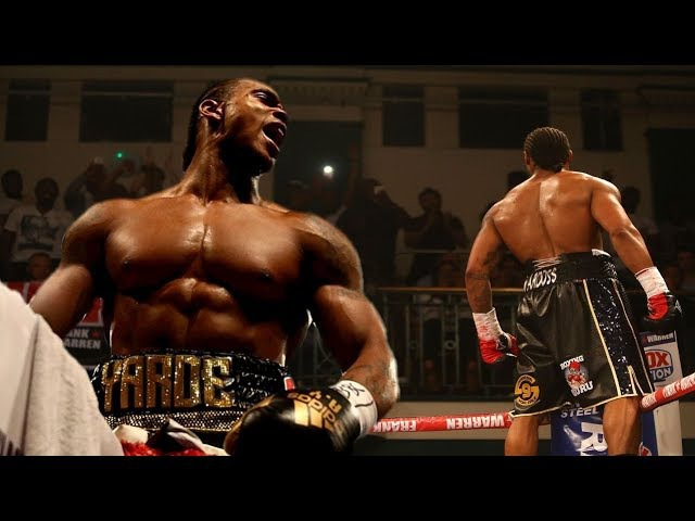 THE BEAST - ANTHONY YARDE HIGHLIGHTS