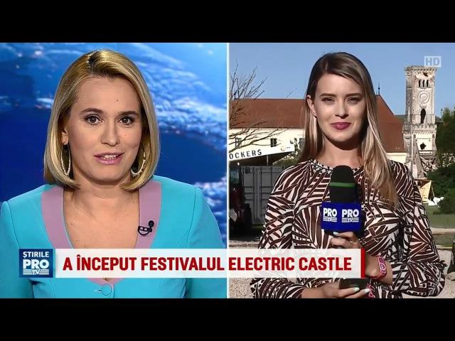 Stirile ProTV 12 Iulie 2017 (ORA 19:00) HD