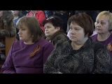 Концерт в честь 134-й годовщины со дня рождения Василия Агапкина. Репортаж. 2018 год.