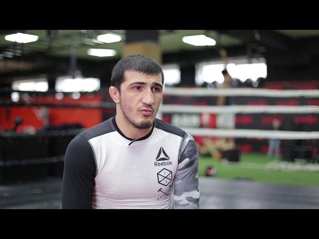 Рамазан Эмеев готовится к бою в на UFC 224 против Альберто Мина