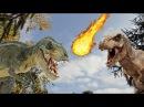Динозавры. ЖИЗНЬ в ДОЛИНЕ ДИНОЗАВРОВ. Сборник мультиков для детей