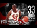 Michael Jordan LEGENDARY Performance in 1991 Finals Game 2 at Lakers - 33 Pts, 13 Ast, 15-18 FGM!
