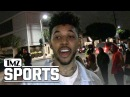 Nick Young Says Dinosaur Attacked OKC Thunder Plane | TMZ Sports