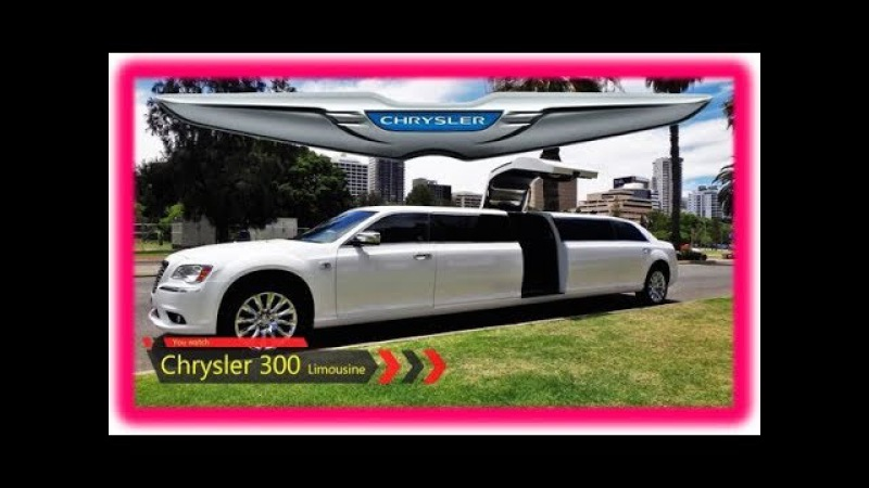 Longest car on the road at Alexandria Chrysler 300 Limousine