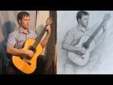 Рисунок Карандашом Как Рисовать Человека  Pencil Drawing