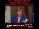 Merkel will alle Afrikaner legal nach Deutschland holen Beweis