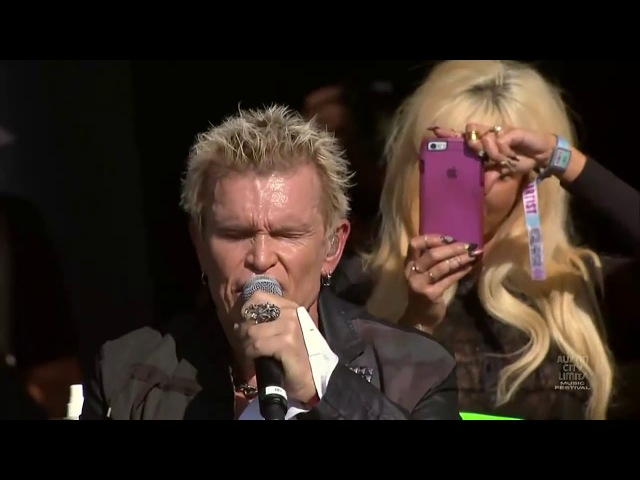 Billy Idol - Eyes Without a Face (Live 2015)