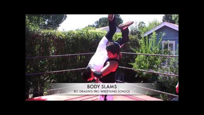 Learning body slams