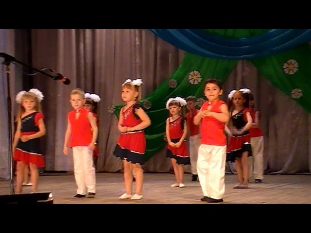 Детский сад Орлятко. Танец НаноТехно