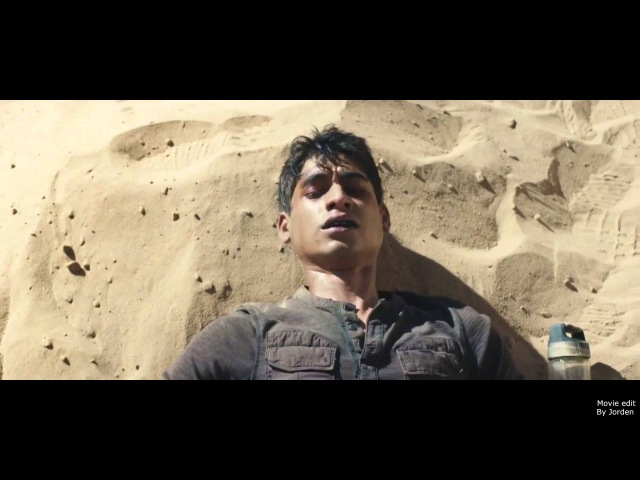 Adam Lambert- Runnin-movie- Maze runner the scorch trials