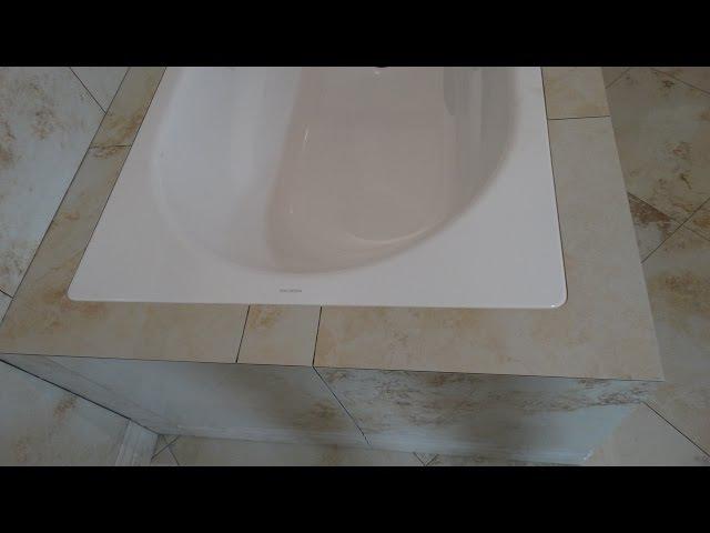 установка ванны своими руками смотреть онлайн без регистрации