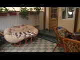 АДЛЕР УЛ 8 МАРТА дом 2 комнаты.  ДВОРИК