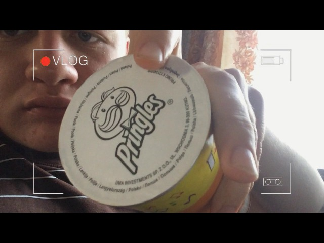 VloG Сосисочки и Pringles
