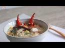 Cách làm món súp cua biển - Thư Cua Cà Mau