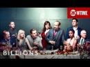 Season 3 Photoshoot Vibes w/ Cast | Billions | Damian Lewis Paul Giamatti SHOWTIME Series