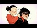 Comic de pucca x garu--lengua atada