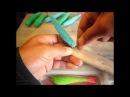 поролоновая рыбка на офсетном крючке с удобным крепежом