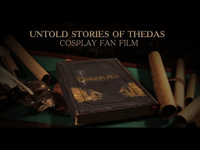Untold Stories of Thedas (Teaser trailer) - Dragon Age cosplay fan film