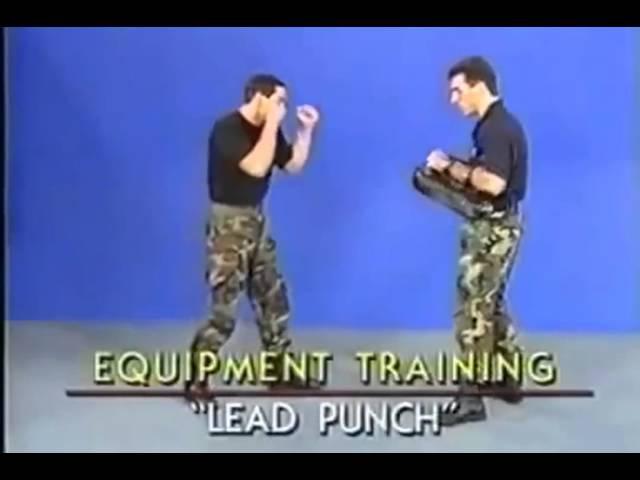 Navy Seal Team Hand To Hand Combat Training