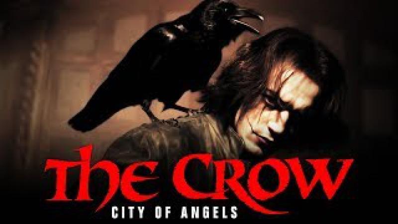 THE CROW karga 2 şehrin melekleri..abone olmayı unutmayınız..