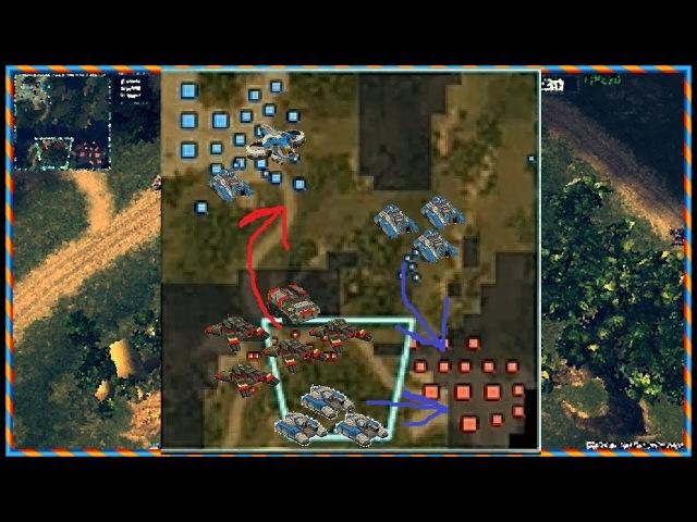 Art of war 3 Master Strategies (18 rank) vs VN_Resistanse_Ason (18 rank) немножко молоты
