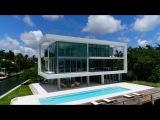 Contemporary Waterfront Home in Coconut Grove, FL -- Lifestyle Production Group