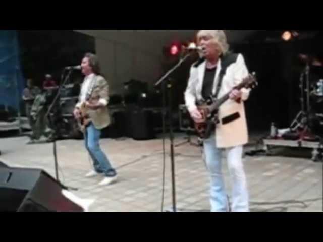 Alan Silson at 60's festival in Denmark (2011 August 13) - Part 2