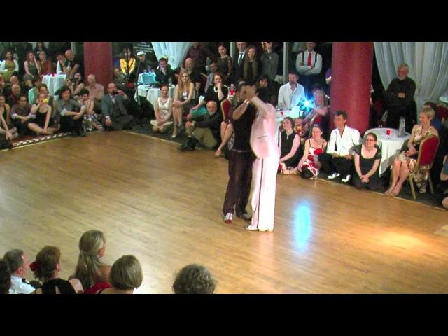 Cork Tango Festival 2014 Martin Maldonado Maurizio Ghella ESTE ES EL REY Orq J D'Arienzo