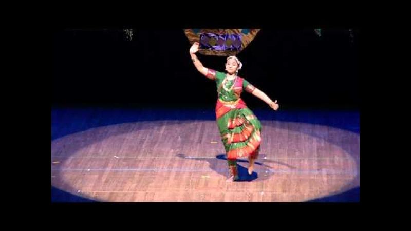 Ayar Sheryer (Shabdam) - Bharatantyam