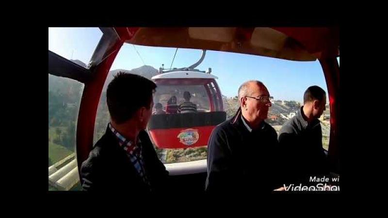 Полёт на флэте. Гора Каранталь. Иерихон. Палестинская автономия