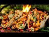 Extreme Tacos From Scratch in The Forest! - Don't Miss This!