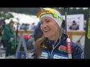 OBE18 Darya Domracheva 6th in Exciting Pursuit