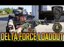 OPERATION GOTHIC SERPENT ( BLACK HAWK DOWN) DELTA FORCE LOADOUT 4K- SPARTAN117GW