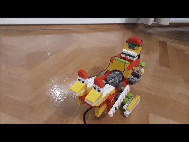 Santa Claus LEGO WeDo