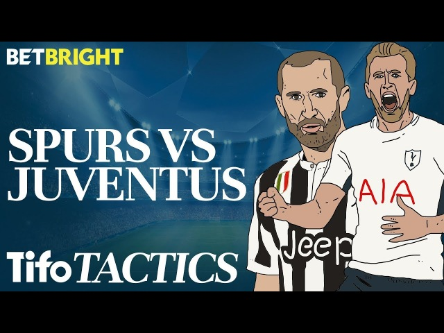 Can Tottenham Conquer Juventus Champions League Tactics