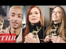 Hilary Swank Common Debra Messing More 2018 Sundance THR Ring Toss Champions