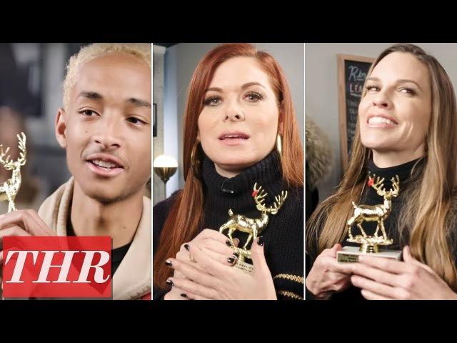 Hilary Swank, Common, Debra Messing More 2018 Sundance THR Ring Toss Champions