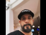 AJ McLean on Instagram You know at the mall riding on a panda just because! @livesneakers since toys r us is going out of business I needed to fu...