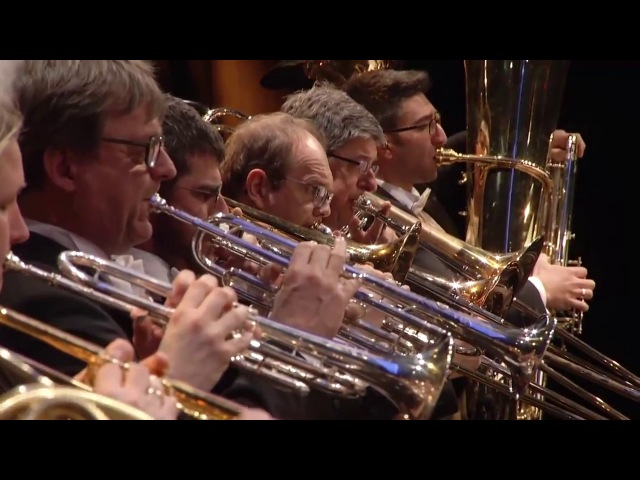 Bach Toccata and fugue arr.Stokowski. Jose Luis Gomez, Conductor. Hr. Sinfonie Orchester