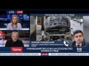 Нападение на посольство Украины в Афинах Комментирует Лубкивский