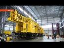 Литейно-механический завод «Универсал» первым в стране выпустил специальный буровой станок